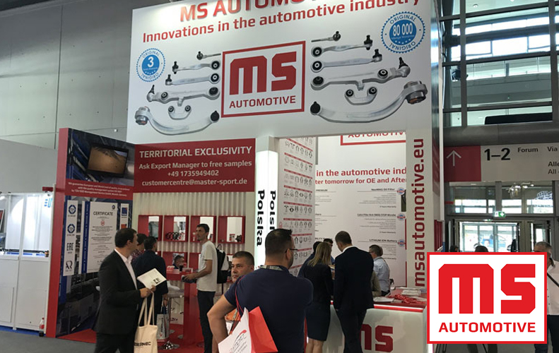 Automechanika Frankfurt 2018